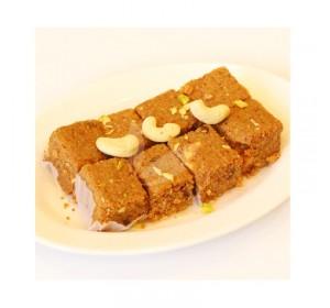 Dry Fruit Kalakand  - Sampradaya Sweets