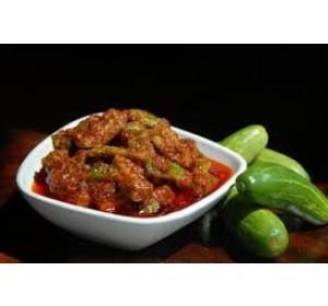 Konaseema Special Dondakaya Pickle