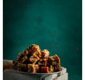 Almond House Mini Anjeer Dry Fruit Burfi - 375 gms