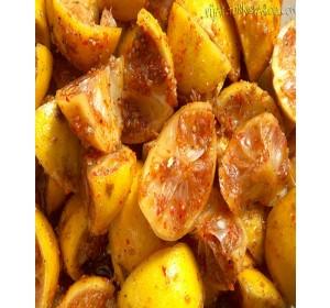 Konaseema Special Nimmakaya Pickle (Lemon)