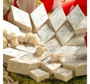 Kaju Barfi  - Sampradaya Sweets