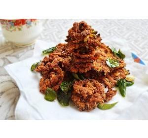Vellanki Foods Kakarakaya pakodi [Bittergourd]