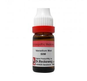 Dr. Reckeweg Vanadium Met Dilution 50M CH