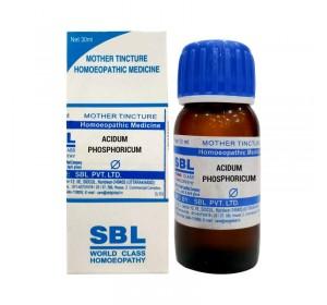 SBL Acidum Phosphoricum Mother Tincture Q