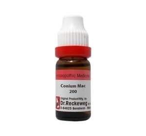 Dr. Reckeweg Conium Mac Dilution 200 CH
