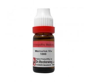 Dr. Reckeweg Mercurius Viv Dilution 1000 CH