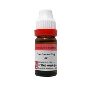 Dr. Reckeweg Sambucus Nig Dilution 30 CH