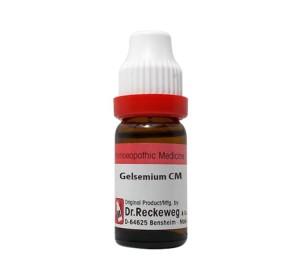 Dr. Reckeweg Gelsemium Dilution CM CH