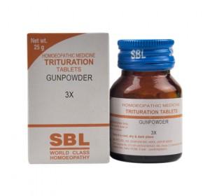SBL Gunpowder Trituration Tablet 3X